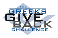 Greeks Give Back Challenge